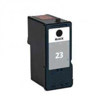 Lexmark 23 (18C1523E) Black, High Quality Remanufactured Ink Cartridge