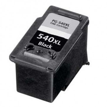 Canon PG-540 XL Black, High Yield Remanufactured Ink Cartridge