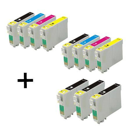 76 off 11 multipack epson 16 t1636 high yield remanufactured ink cartridges lowest prices. Black Bedroom Furniture Sets. Home Design Ideas