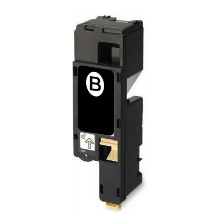 Dell 593-11140 Black, High Yield Remanufactured Laser Toner