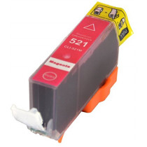 Canon CLI-521M Magenta, High Quality Compatible Ink Cartridge