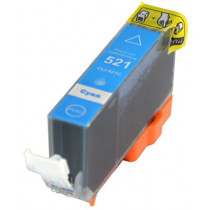 Canon CLI-521C Cyan, High Quality Compatible Ink Cartridge