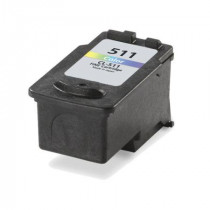 Canon CL-511 Colour, High Quality Remanufactured Ink Cartridge