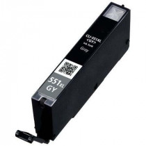 Canon CLI-551GY XL Grey, High Yield Compatible Ink Cartridge