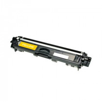 Brother TN241Y Yellow, High Quality Remanufactured Laser Toner