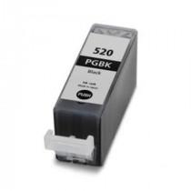 Canon PGI-520BK Black, High Quality Compatible Ink Cartridge
