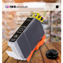 Canon CLI-8BK Black, High Quality Compatible Ink Cartridge