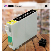 Epson 18 XL (C13T18114010) Black, High Yield Remanufactured Ink Cartridge