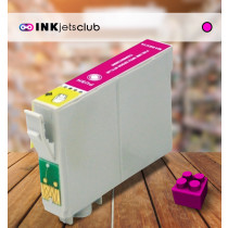 Epson 18 XL (C13T18134010) Magenta, High Yield Remanufactured Ink Cartridge