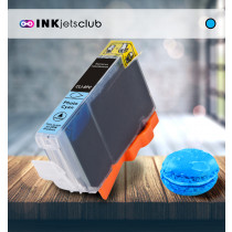 Canon CLI-8PC PhotoCyan, High Quality Compatible Ink Cartridge