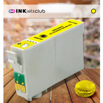 Epson T0894 (C13T08944010) Yellow, High Quality Remanufactured Ink Cartridge