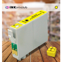 Epson T1294 (C13T12944011) Yellow, High Yield Remanufactured Ink Cartridge