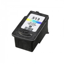 Canon CL-513 Colour, High Yield Remanufactured Ink Cartridge