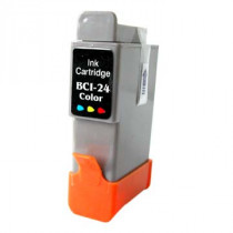 Canon BCI-24C Colour, High Quality Compatible Ink Cartridge
