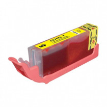 Canon CLI-571Y XL Yellow, High Yield Compatible Ink Cartridge