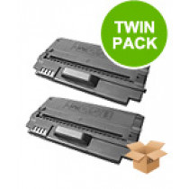 2 Multipack Samsung ML-D1630A High Quality  Laser Toners. Includes 2 Black