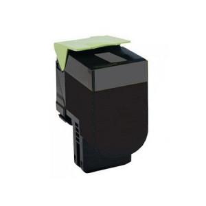 Lexmark 80C2SK0 Black, High Quality Remanufactured Laser Toner