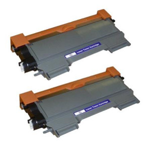 2 Multipack Brother other TN2010 High Quality Remanufactured Laser Toners. Includes 2 Black