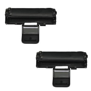 2 Multipack Samsung MLT-D119S High Quality Remanufactured Laser Toners. Includes 2 Black
