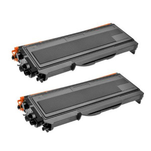 2 Multipack Brother other TN2210 High Quality Remanufactured Laser Toners. Includes 2 Black