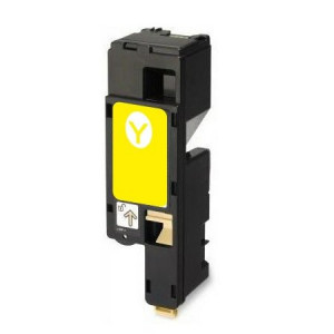 Dell 593-11143 Yellow, High Yield Remanufactured Laser Toner