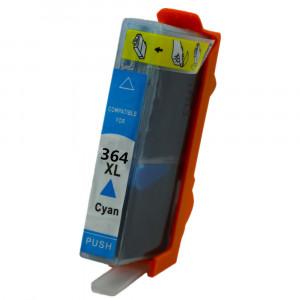 HP 364 XLC (CB323EE) Cyan, High Yield Remanufactured Ink Cartridge