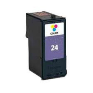 Lexmark 24 (18C1524E) Colour, High Quality Remanufactured Ink Cartridge