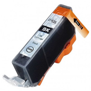 Canon CLI-526BK Black, High Quality Compatible Ink Cartridge