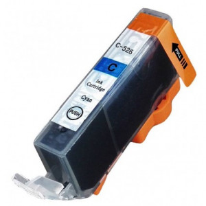 Canon CLI-526C Cyan, High Quality Compatible Ink Cartridge