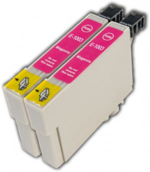Epson T1003 (C13T10034010) Magenta, High Yield Remanufactured Ink Cartridge