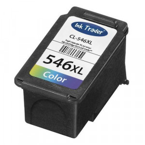 Canon CL-546 XL Colour, High Yield Remanufactured Ink Cartridge